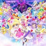 【PV】プリキュアオールスターズが歌う主題歌!映画プリキュアASみんなで歌う♪奇跡の魔法!公開