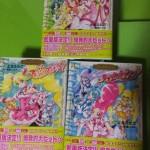 管理人購入品レビュー「プリキュアコレクション 5GOGO!・フレプリ・ハートキャッチ」