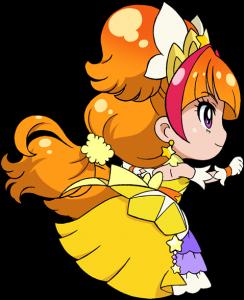 3DS『チャリ走DX3』GO!プリンセスプリキュア4