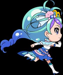 3DS『チャリ走DX3』GO!プリンセスプリキュア5