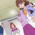 GO!プリンセスプリキュア第5話視聴感想 三人とも名前で呼び合うように!