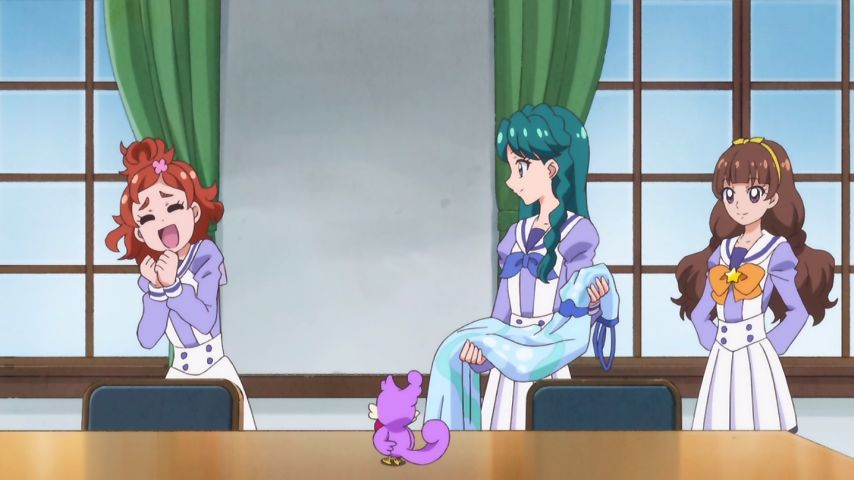 GO!プリンセスプリキュア第8話視聴感想1