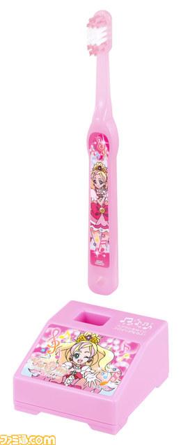 GO!プリンセスプリキュア歯ブラシ4