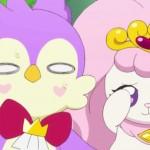 GO!プリンセスプリキュア第26話予告 久々にアロマとパフが活躍!?