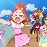 GO!プリンセスプリキュア第23話感想 トワさんと日常回!