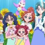 GO!プリンセスプリキュア第25話感想 みんなではるはるの家にお泊り会!