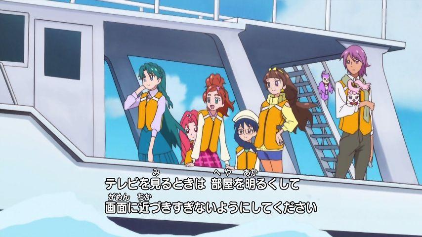 GOプリンセスプリキュア第36話感想1