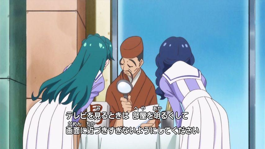 GOプリンセスプリキュア第35話感想3