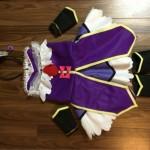 キュアマジカル・ダイヤスタイルの衣装の作り方(手作り)