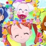 キラキラ☆プリキュアアラモード第4話感想ネタバレ3人名前で呼び合うように!!