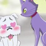 HUGっとプリキュア第28話感想ネタバレもぐもぐ(犬)がりりー(猫)に恋をする