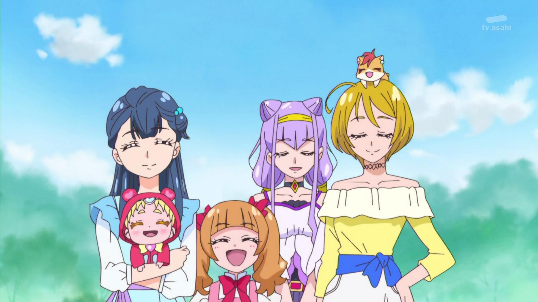 HUGっとプリキュア第37話感想ネタバレ2 (523)