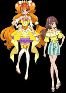 GO!プリンセスプリキュアキャラクターキュアトゥインクル