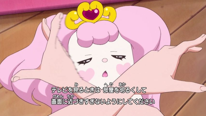 GO!プリンセスプリキュア第18話感想100